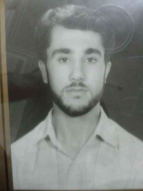 شهید اباذر عظیم پور