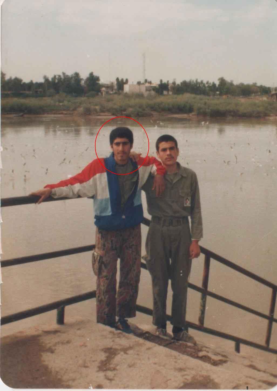 شهید خلیل و شهید عزیز سلیم نژاد