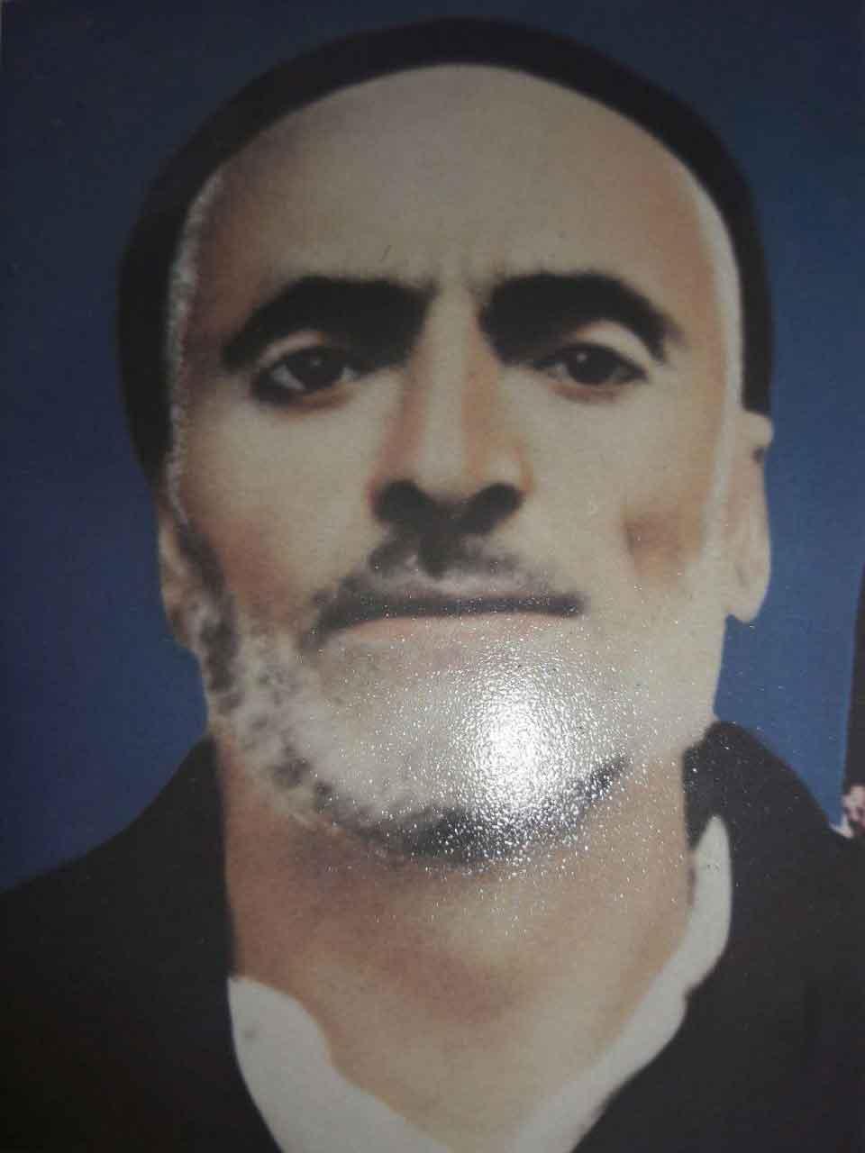 مرحوم علی اصغر نظمی