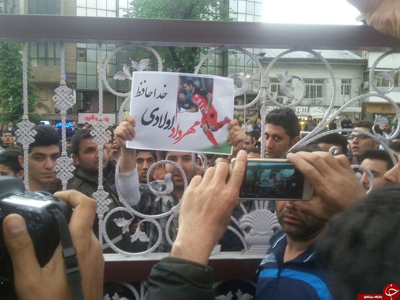 مهرداد اولادی بازیکن سابق تیم ملی درگذشت+زمان و مکان تشییع