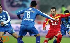نتیجه خلاصه بازی و گلهای استقلال تهران و فولاد جمعه 3 اردیبهشت 95