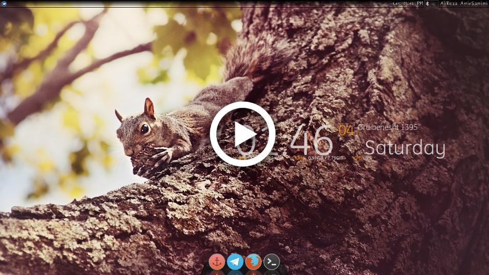 بررسی Xubuntu 16.04