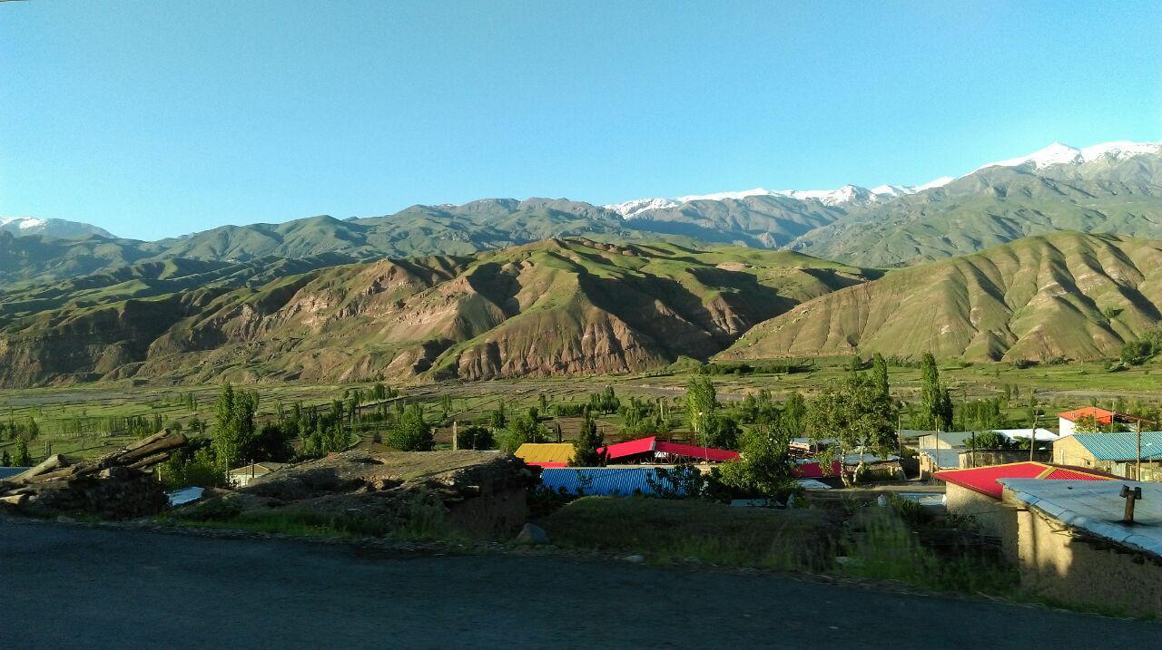 الموت روستای كتكان الموت غربی - عكس از آقای ؛ كیان رشوند