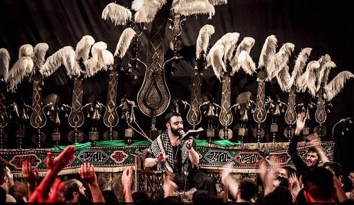 جواد مقدم شب شهادت حضرت زینب 2016
