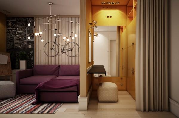اتاق های خواب خلاق برای نوجوان