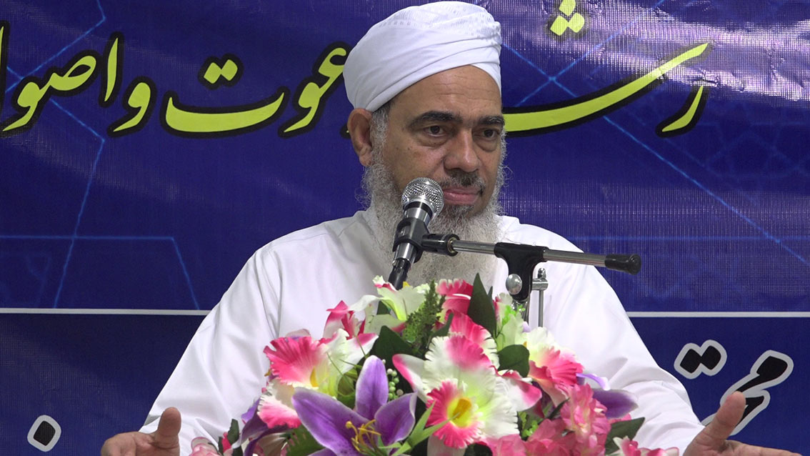 شیخ عبدالرحیم خطیبی - جشن فارغ التحصیلی