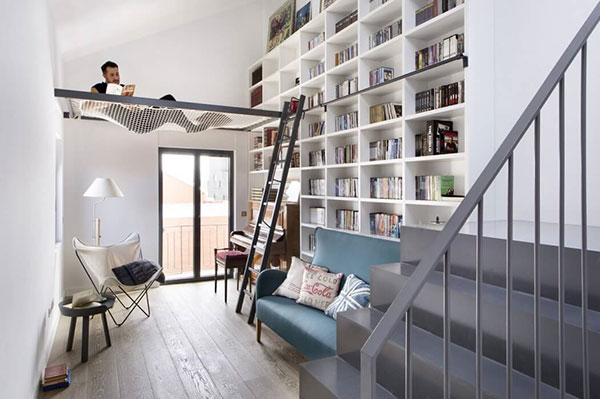 کور خانه ای برای عاشقان کتاب