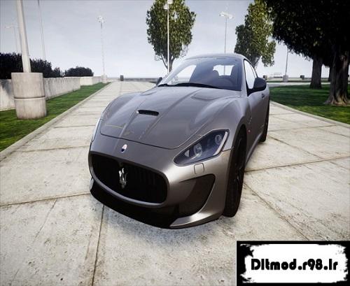 دانلود Maserati Granturismo برای GtaIV