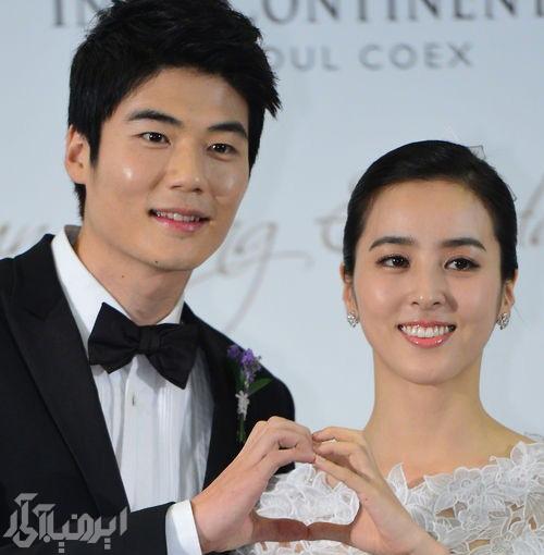 سوسانو و همسر واقعی اش