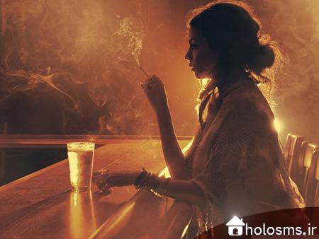 عکس دختر تنها - هلو اس ام اس - 9
