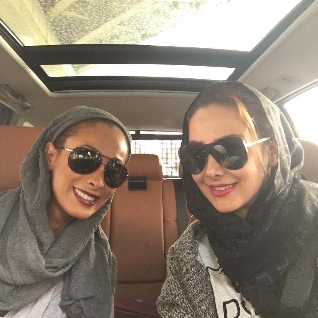 سحر ذکریا و آنا نعمتی
