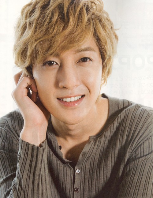 Kim Hyun Joong - Anan Issue Archive - 2012.05.23