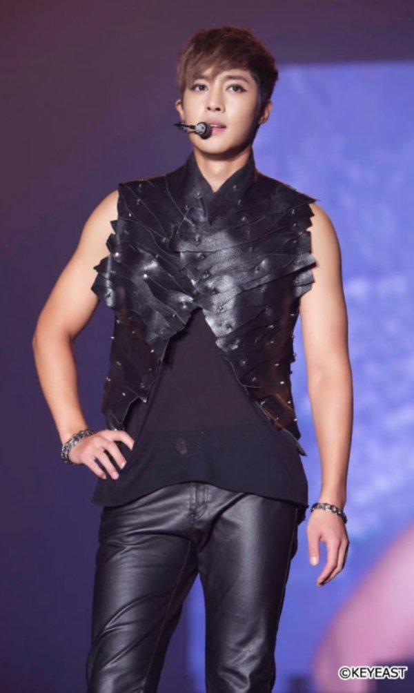 [Photo] Kim Hyun Joong Japan Mobile Site Update [2016.04.25]