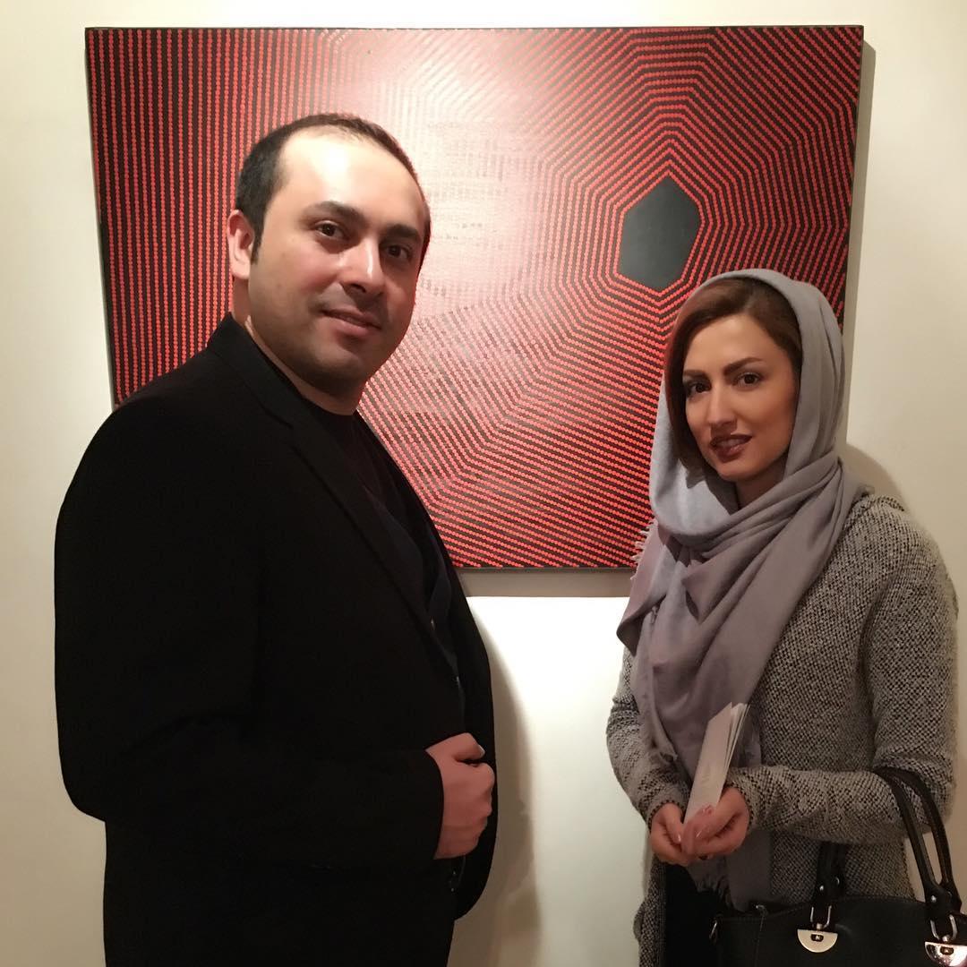عکس شخصی و زیبای سمیرا حسینی