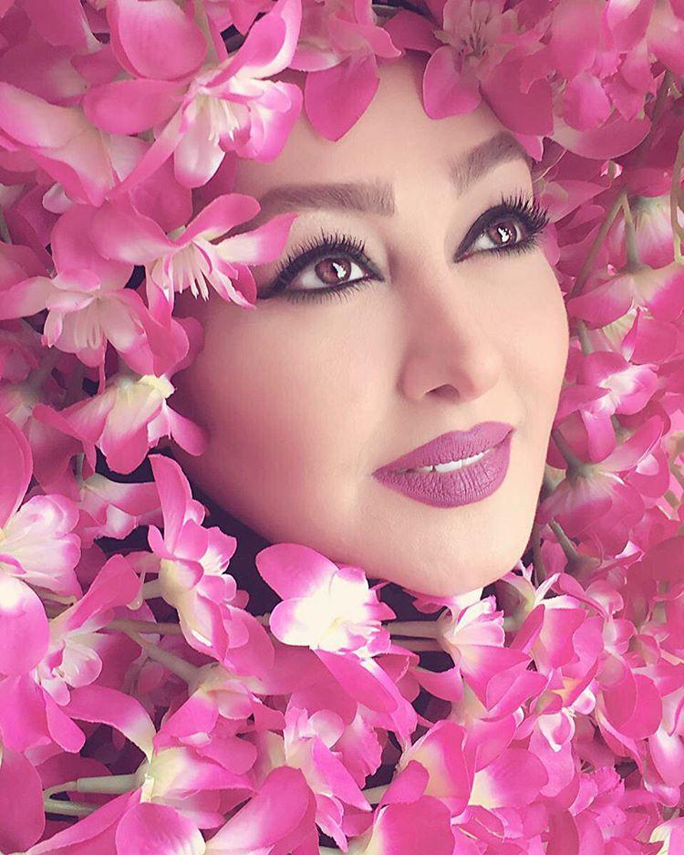 عکس زیبای الهام حمیدی