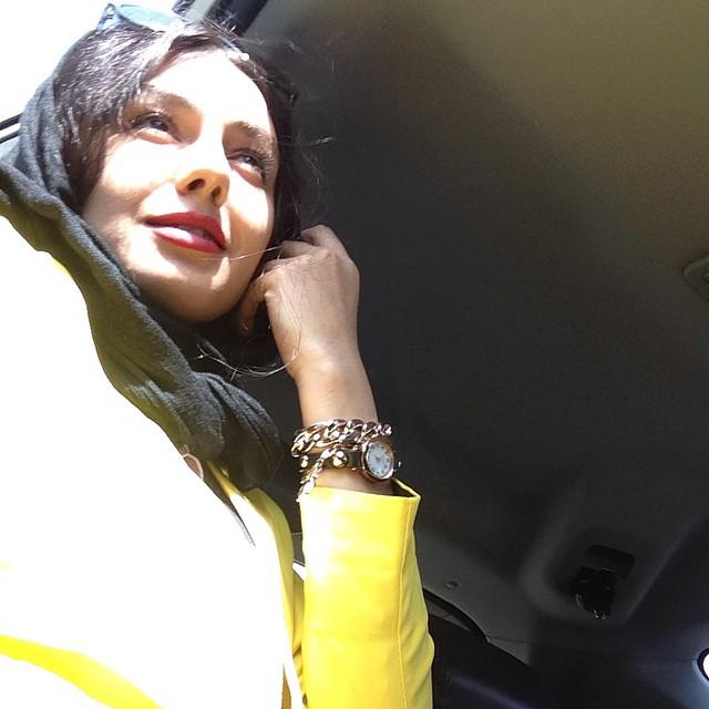 عکس شخصی ونوس حسن کانلی