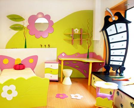 جدیدترین مدل های اتاق خواب کودک
