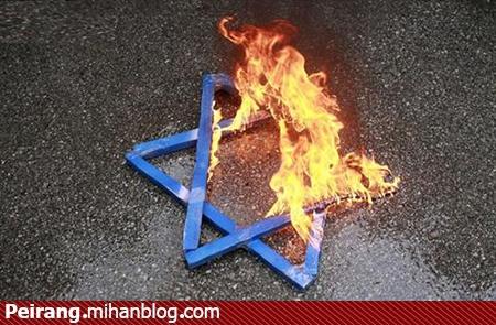 نابودی رژیم صهیونیستی حتمی است - مرگ بر اسرائیل