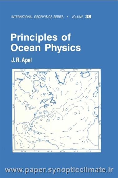 کتاب اصول فیزیک اقیانوس : جان.آر.اپل