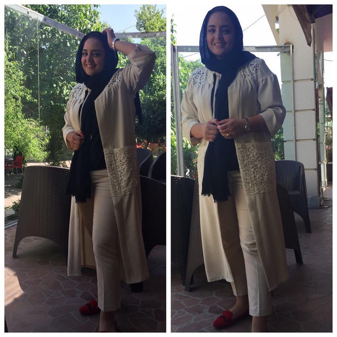 عکس جدید و زیبای نرگس محمدی