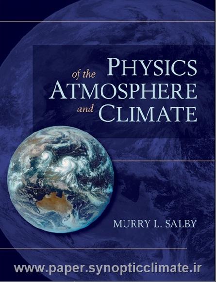 دانلود کتاب فیزیک در اتمسفر و آب و هوا - نویسنده :ماری ال سالبی