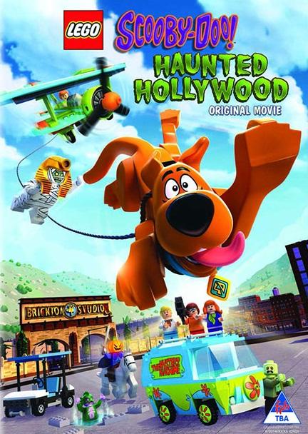 دانلود رایگان انیمیشن Lego Scooby-Doo!: Haunted Hollywood 2016