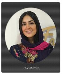 عکسهای شخصی و جدید هدی زین العابدین