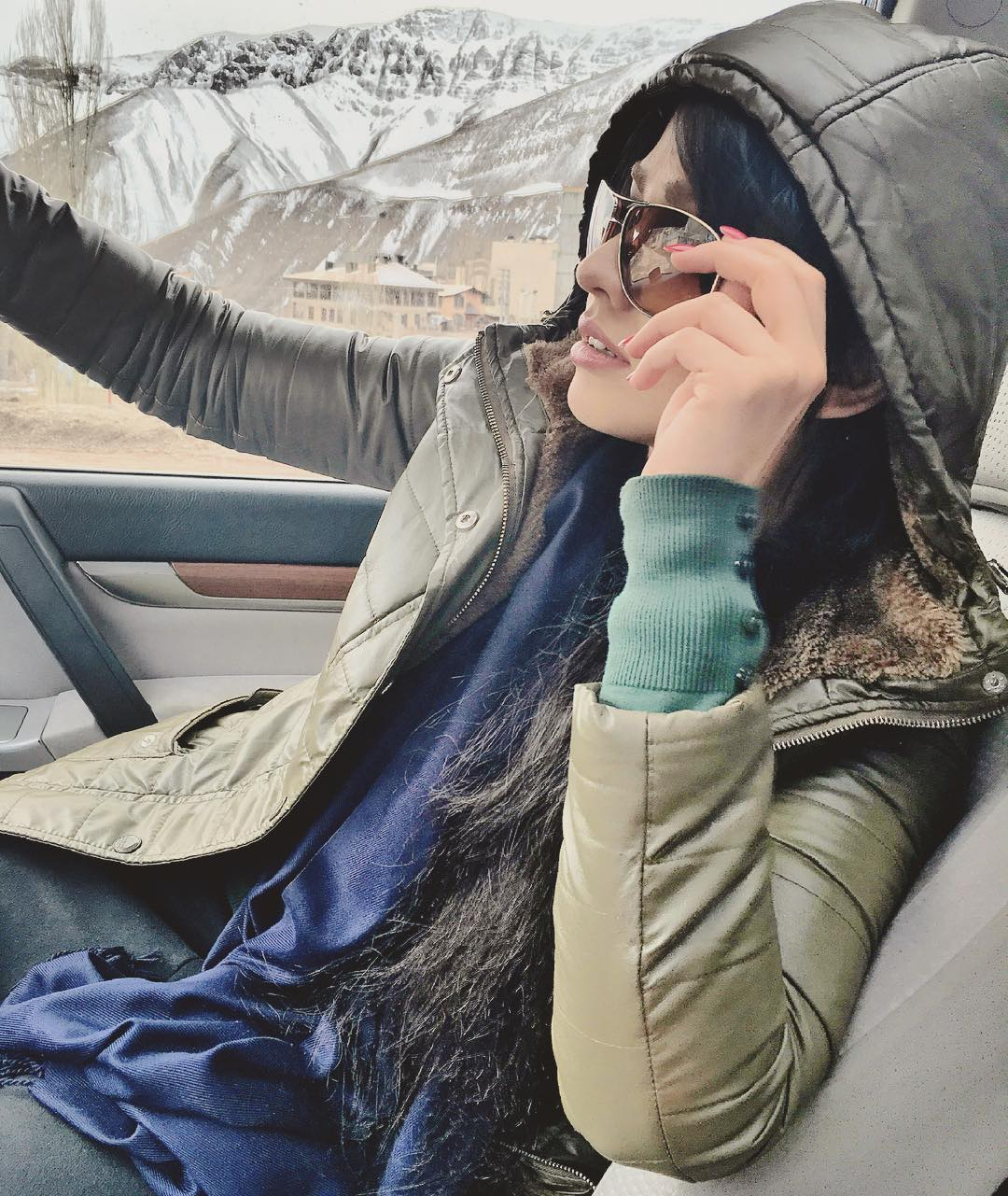 عکس شخصی و جدید سیما خضر آبادی