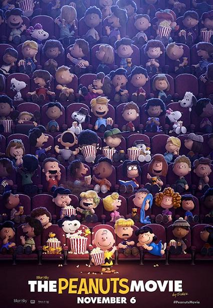 دانلود انیمیشن دوبله فارسی بادام زمینی ها 2015