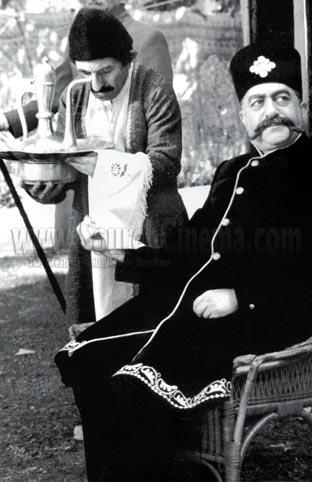 عکس های فیلم سینمائی کمال الملک 1362