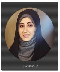 عکسها و معرفی فضه سادات حسینی