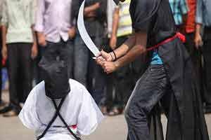 اعدام کودک 7 ساله به دست داعش! , بین الملل