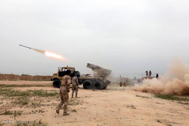 جنگ در حلب سوریه