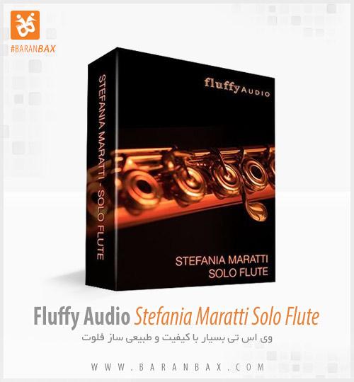 دانلود وی اس تی فلوت Fluffy Audio Stefania Maratti Solo Flute