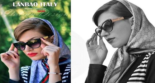 خرید عینک آفتابی زنانه لانیائو