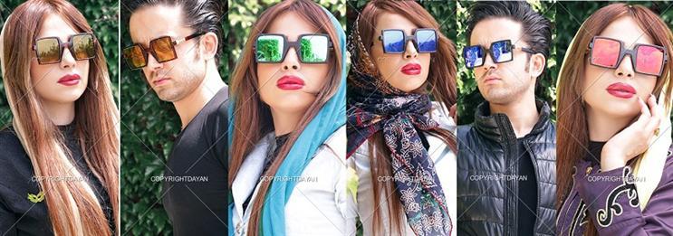 خرید اینترنتی عینک آفتابی اسپرت  Alexina