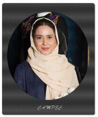 عکسهای پریناز ایزدیار در فروشگاه برند نیو حجاب