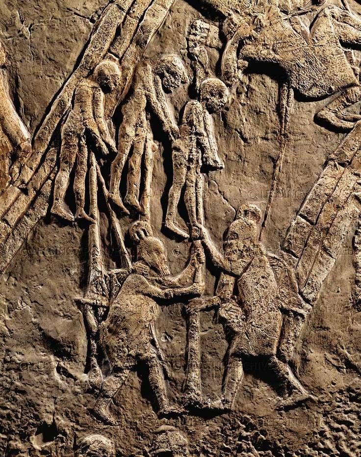آشوريان و قوم يهود