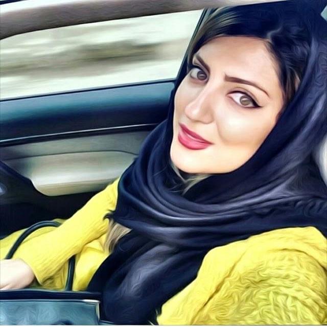 عکس شخصی هلیا امامی