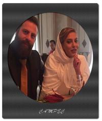 شیما محمدی ازدواج کرد+عکس با همسرش
