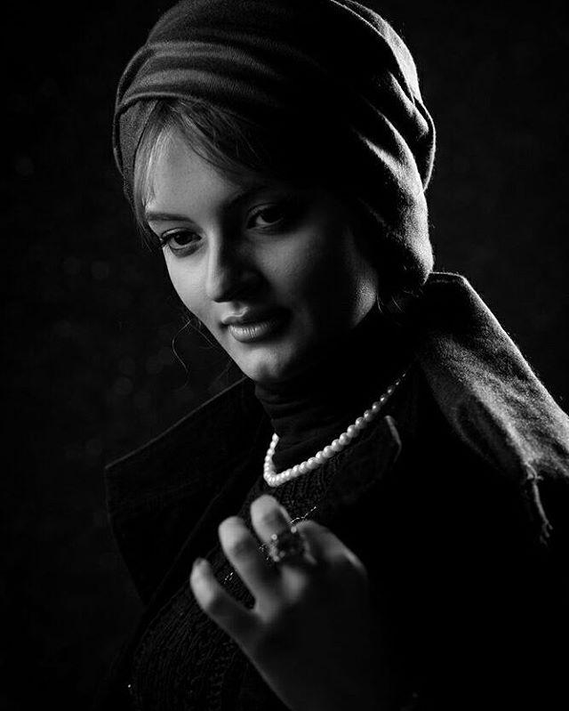 عکس شخصی نیلوفر پارسا