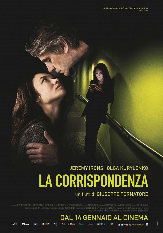 فيلم The Correspondence 2016