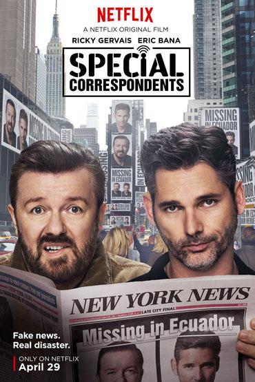 دانلود فیلم Special Correspondents 2016