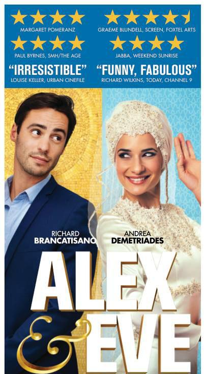 دانلود فیلم Alex and Eve 2015