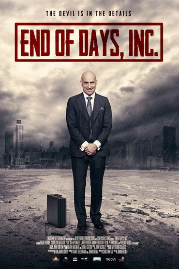 دانلود فیلم End of Days Inc 2015