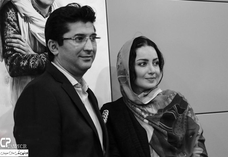 عکس شخصی شیلا خداداد با همسرش