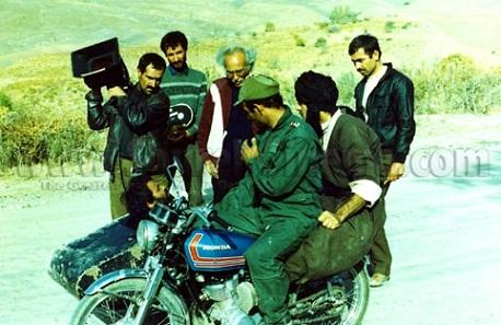 عکس های فیلم سینمائی عقاب ها 1363
