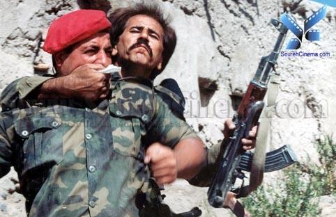عکس های فیلم سینمائی مجروح جنگی 1377