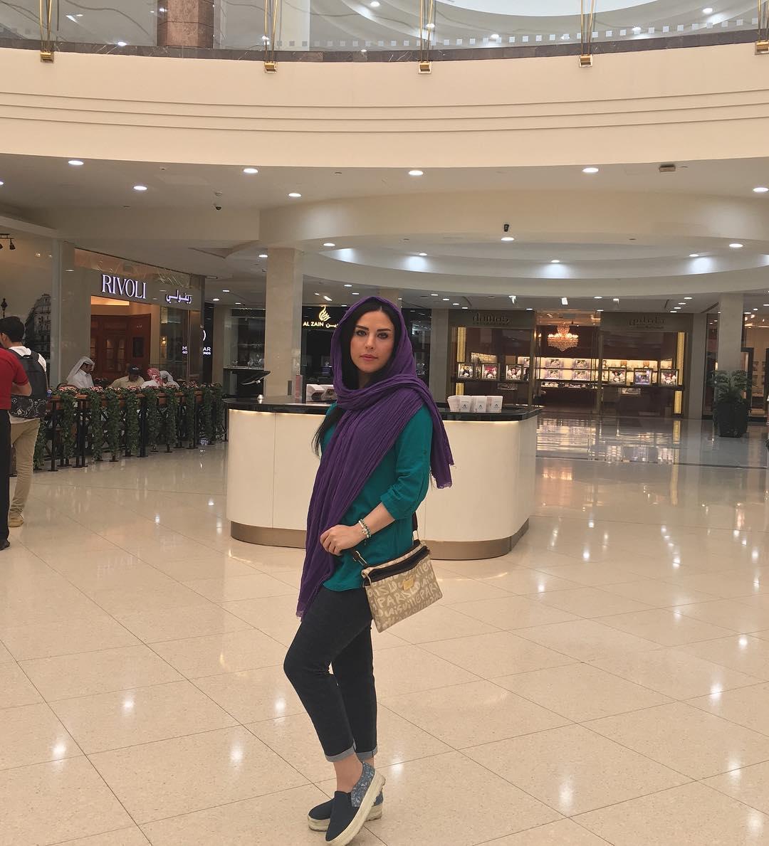 عکس شخصی لادن سلیمانی