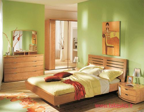 دکوراسیون اتاق خواب،رنگ مناسب برای اتاق خواب،چیدمان اتاق خواب،رنگ مناسب برای اتاق خواب،معماری داخلی